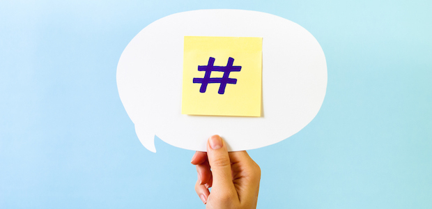 how to use hashtags to get followers