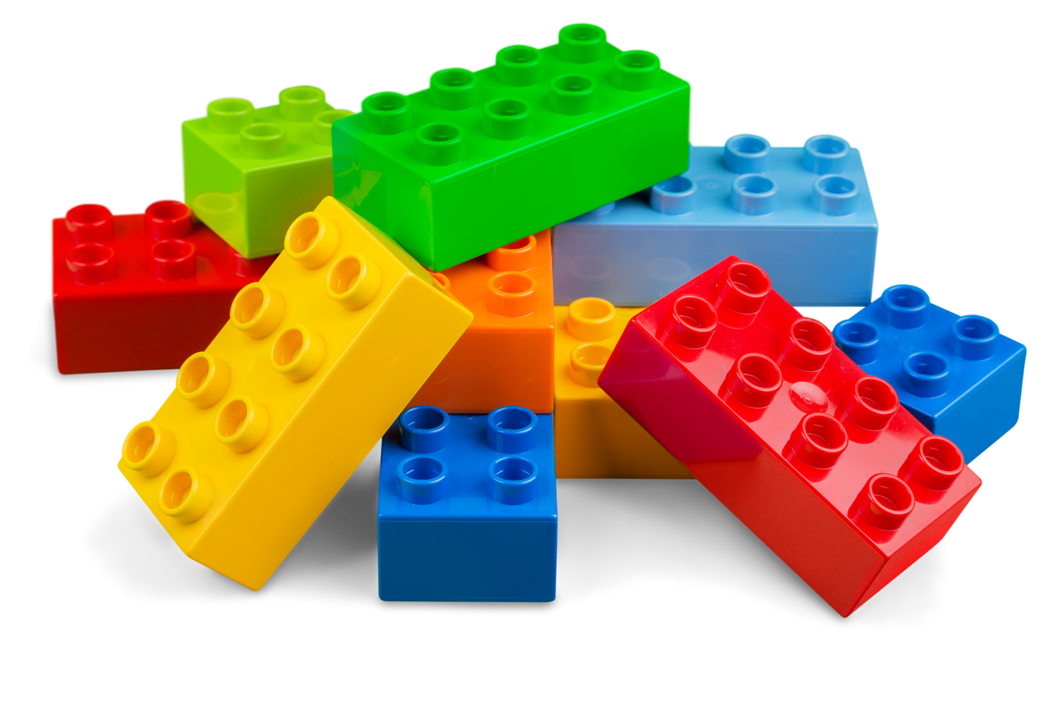 buidling blocks
