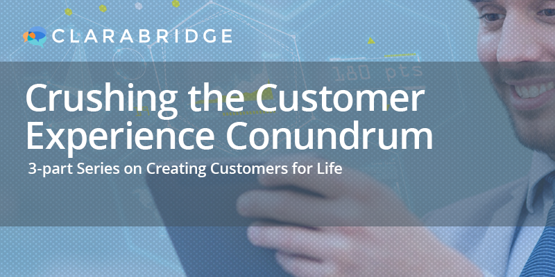 Crushing the Customer Experience Conundrum