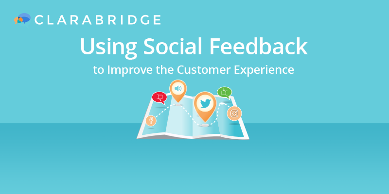 Using Social Feedback to Improve the Customer Experience