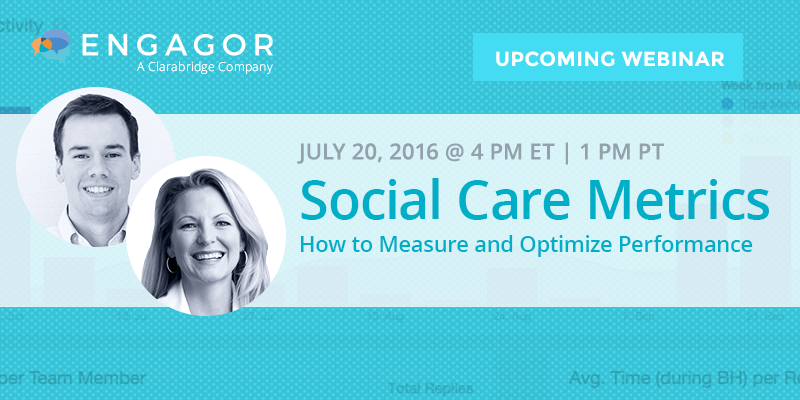 Social Care Metrics – How to Measure and Optimize Performance