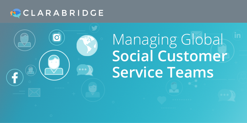 Managing Global Social Customer Service