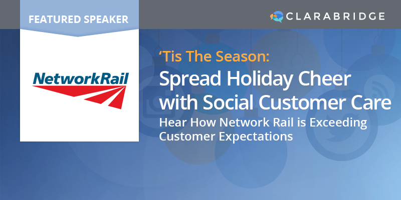 Spread Holiday Cheer with Social Customer Care