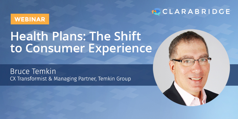 Health Plans: The Shift to Consumer Experience
