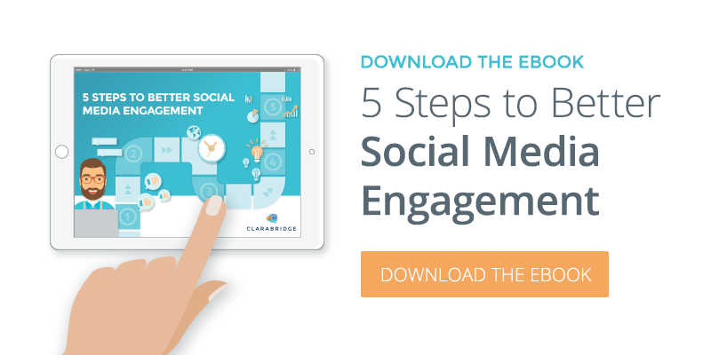 5 Steps to Better Social Media Engagement eBook