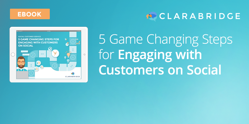 5 Game Changing Steps for Engaging with Customers on Social