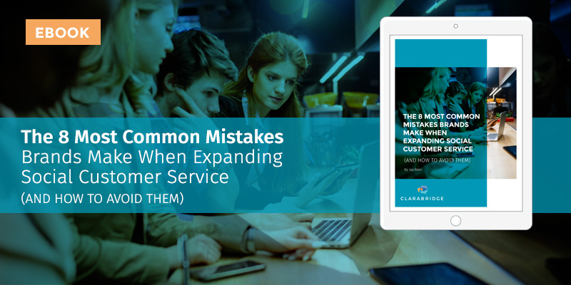 8 Most Common Mistakes Brands Make When Expanding Social Customer Service