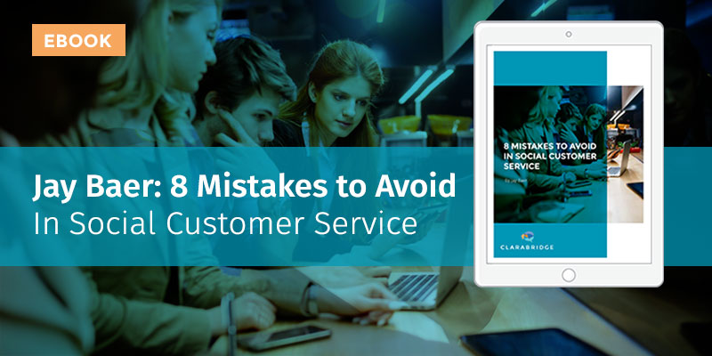 Jay Baer: 8 Mistakes to Avoid in Social Customer Service