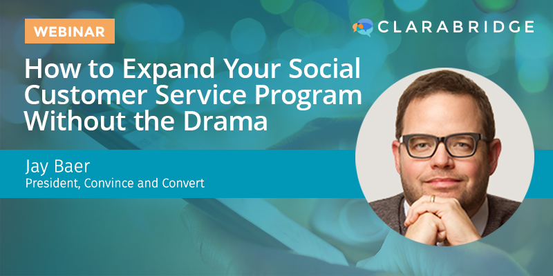 How to Expand Your Social Customer Service Program Without the Drama