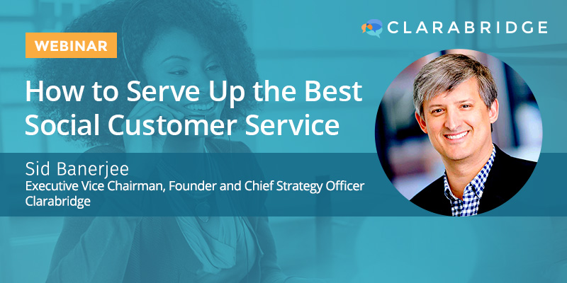 How to Serve Up the Best Social Customer Service