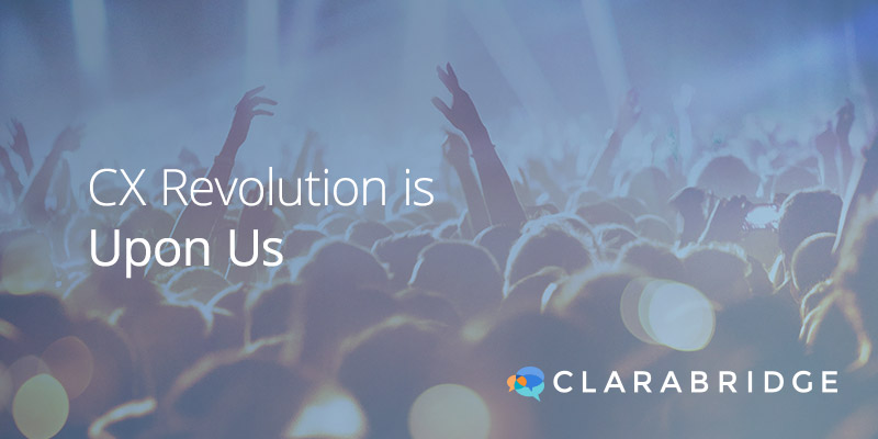 Power a CX Revolution