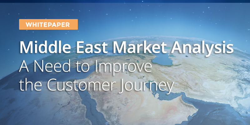 Middle East Telco Market Analysis: A Need to Improve the Customer Journey