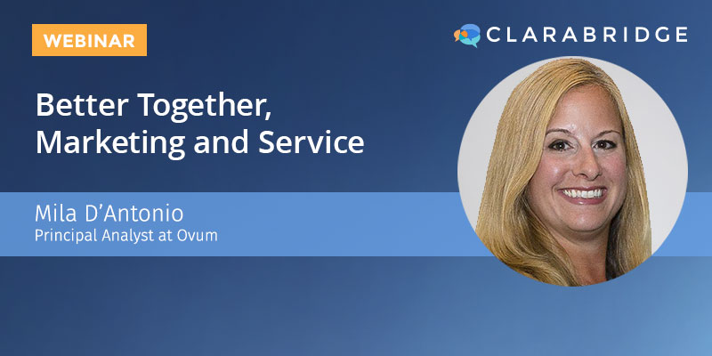 Better Together, Marketing and Service