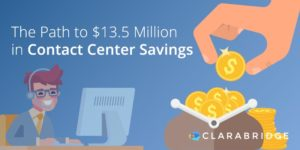 Cut Contact Center Costs