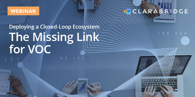 Deploying a Closed-Loop Ecosystem: The Missing Link for VOC