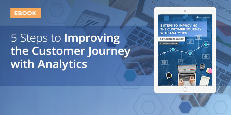 5 Steps to Improving the Customer Journey with Analytics
