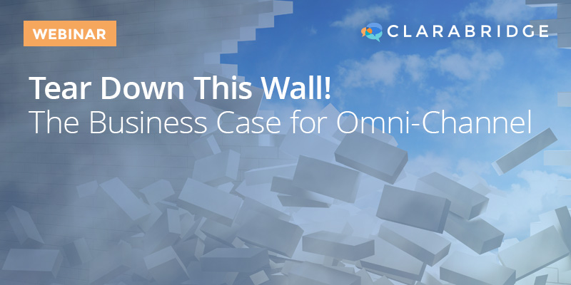 Tear Down This Wall! The Business Case for Omni-Channel