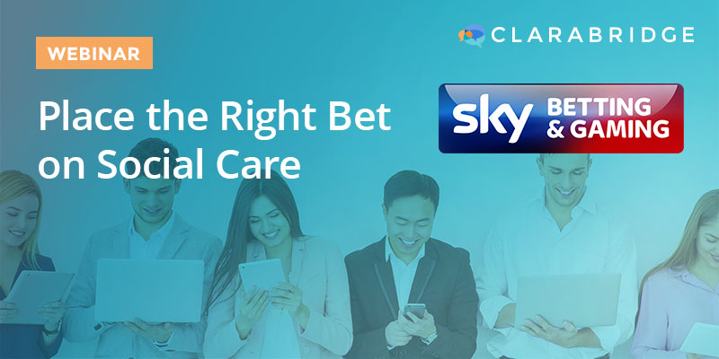Place the Right Bet on Social Care