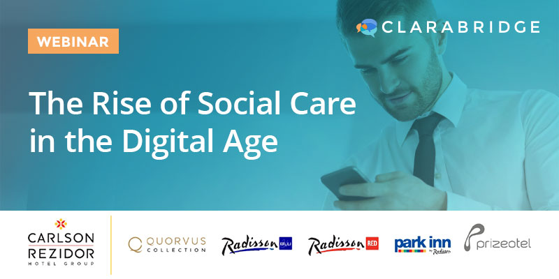 The Rise of Social Care in the Digital Age