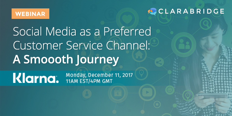 Social Media as a Preferred Customer Service Channel: A Smoooth Journey