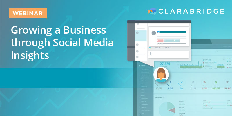 Growing A Business Through Social Media Insights