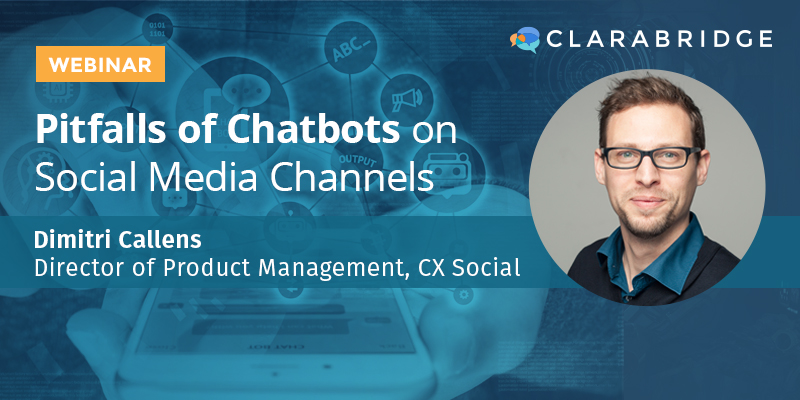 Pitfalls of Chatbots on Social Media Channels