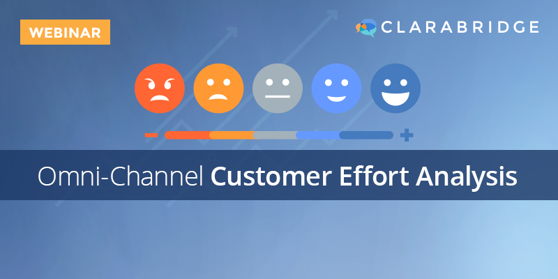 Omni-Channel Customer Effort Analysis