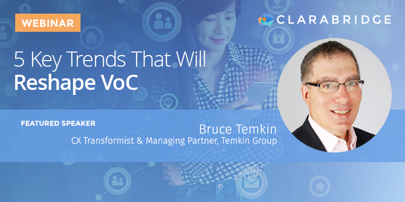 5 Key Trends That Will Reshape VoC