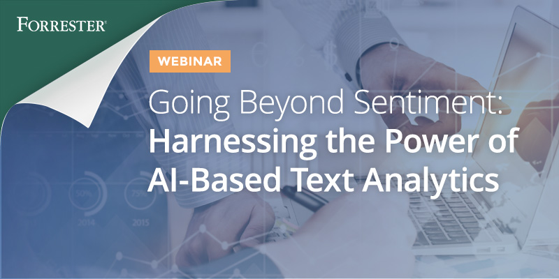 Going Beyond Sentiment: Harnessing the Power of AI-Based Text Analytics