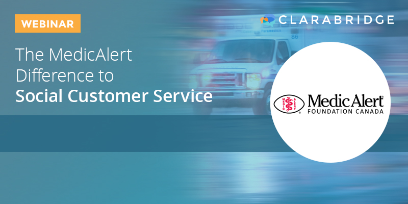 The MedicAlert Difference to Social Customer Service