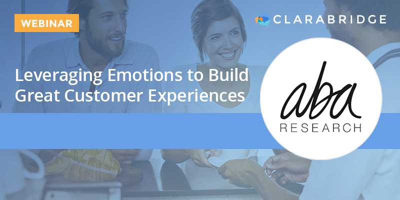 Leveraging Emotions to Build Great Customer Experiences
