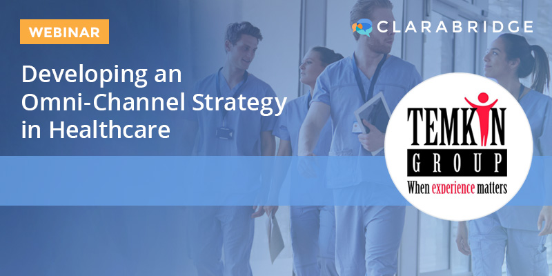 Developing an Omni-Channel Strategy in Healthcare