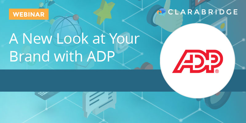 A New Look at Your Brand with ADP