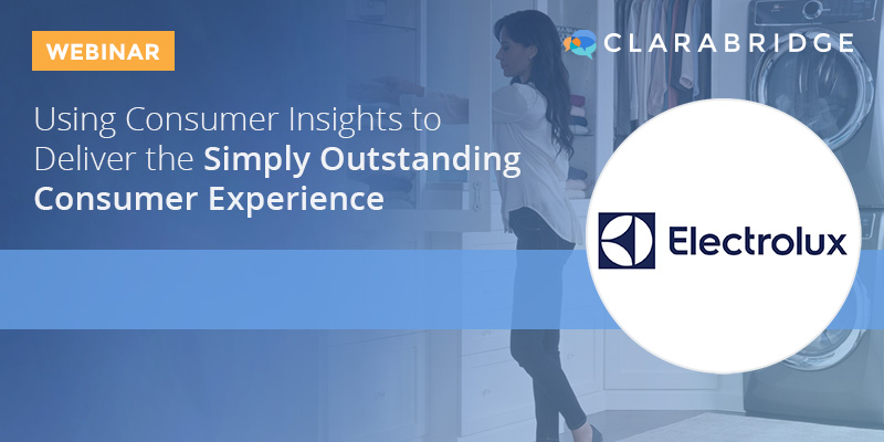 Using Consumer Insights to Deliver the Simply Outstanding Consumer Experience