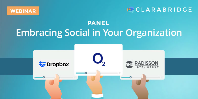 Embracing Social in Your Organization