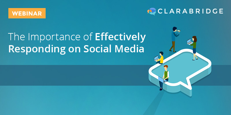 The Importance of Effectively Responding on Social Media