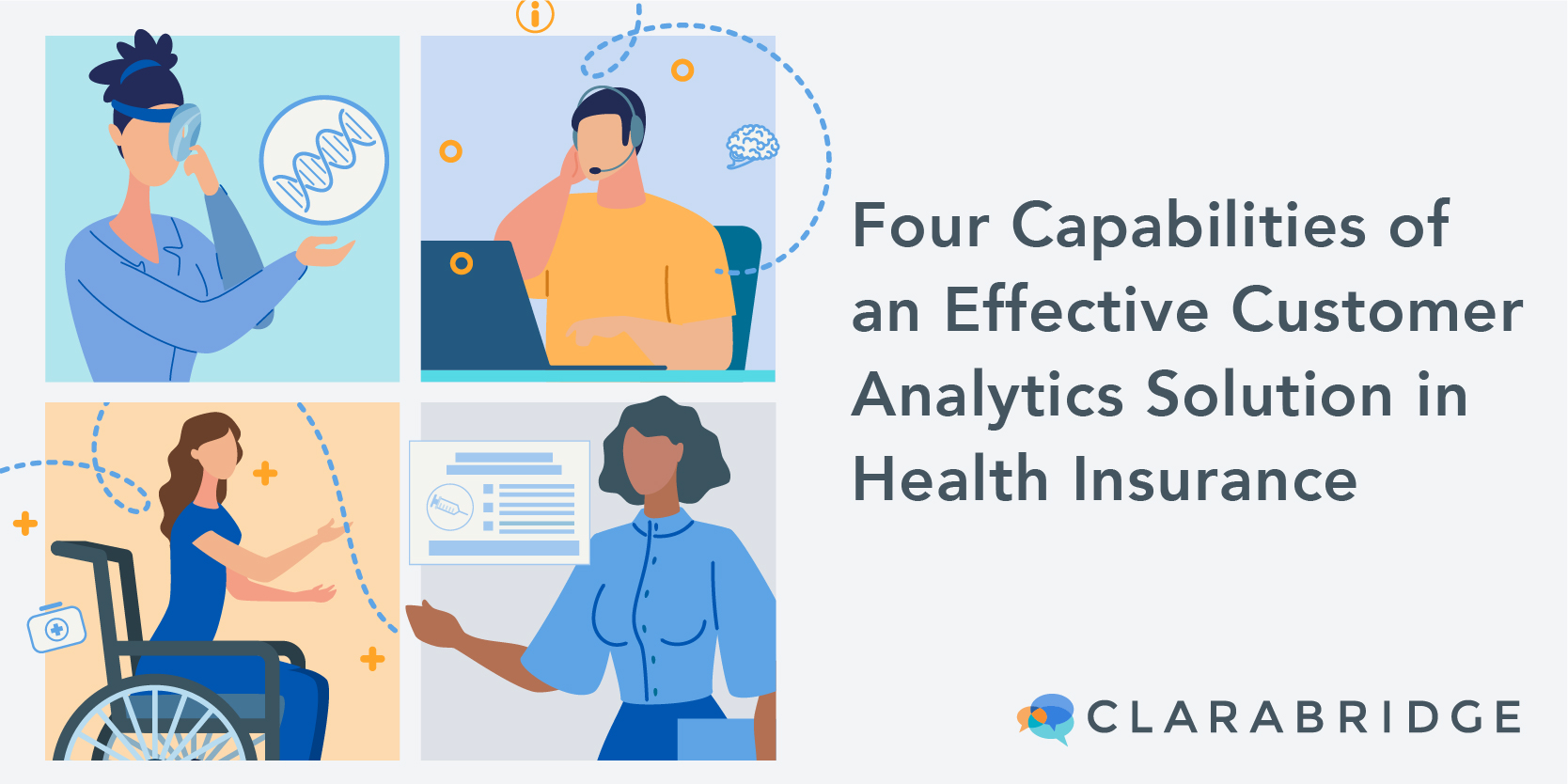 Four Capabilities of an Effective Customer Analytics Solution in Health Insurance