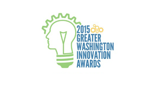 Tech Innovator of the Year by the Greater Washington Innovation Awards