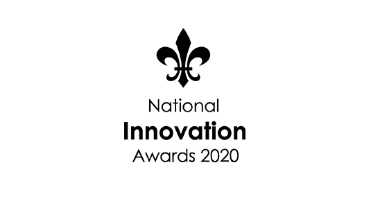 Winner of the Innovations in Customer Feedback category in the 2020 UK National Innovation Awards for our Effort Scoring