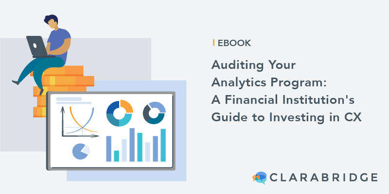 Auditing Your Analytics Program: A Financial Institution's Guide to Investing in CX