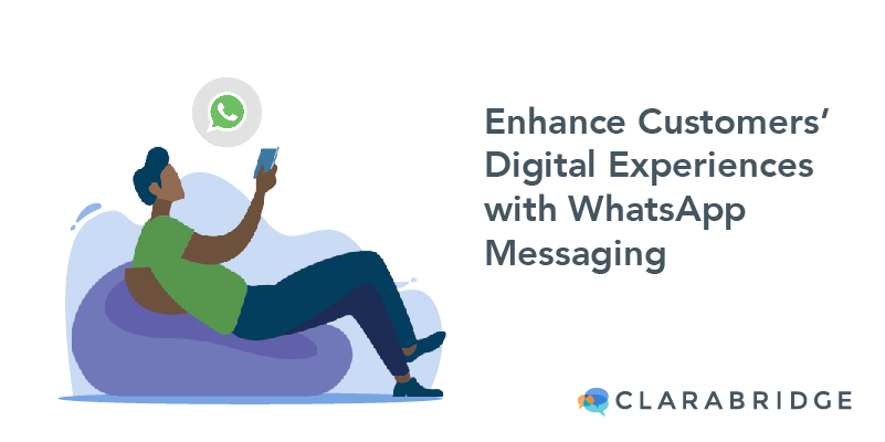 Enhance Customers' Digital Experiences with WhatsApp Messaging