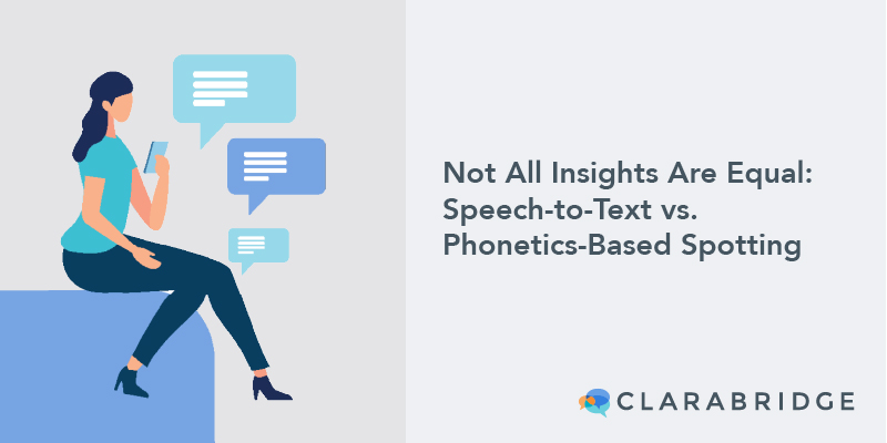 Speech-to-text and Phonetics